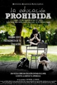 Caratula, cartel, poster o portada de La educación prohibida