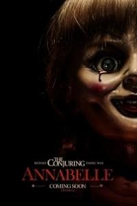 Caratula, cartel, poster o portada de Annabelle