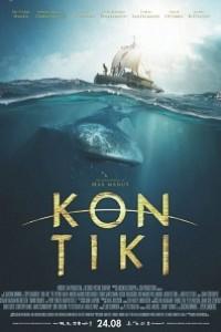 Caratula, cartel, poster o portada de Kon-Tiki
