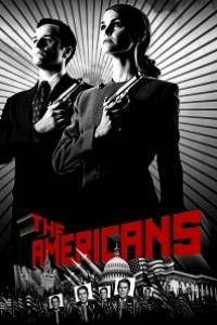 Caratula, cartel, poster o portada de The Americans