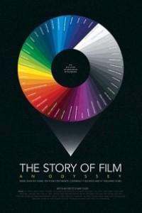 Caratula, cartel, poster o portada de La historia del cine: Una odisea