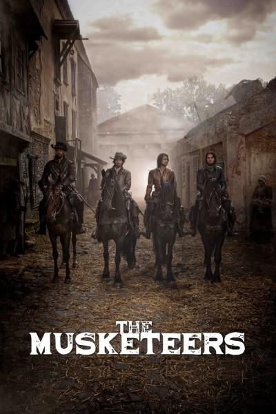 Caratula, cartel, poster o portada de Los mosqueteros