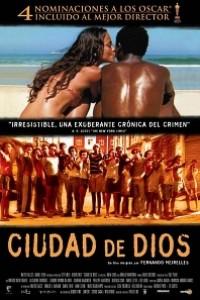 Caratula, cartel, poster o portada de Ciudad de Dios