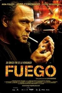 Caratula, cartel, poster o portada de Fuego