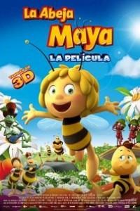 Caratula, cartel, poster o portada de La abeja Maya. La película