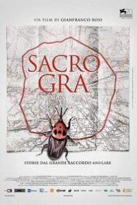 Caratula, cartel, poster o portada de Sacro GRA