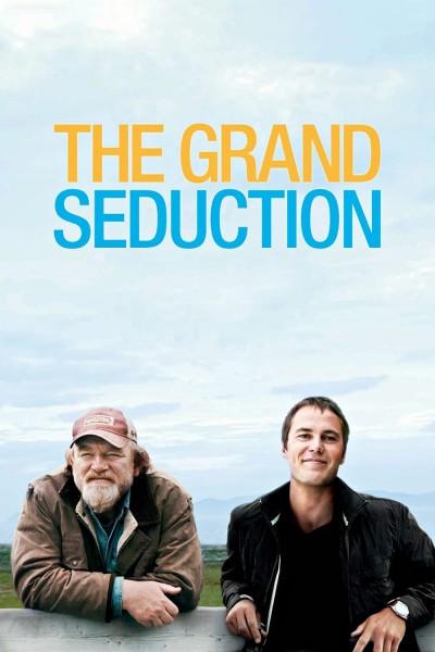 Caratula, cartel, poster o portada de La gran seducción