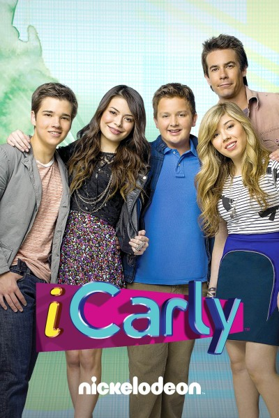 Caratula, cartel, poster o portada de iCarly