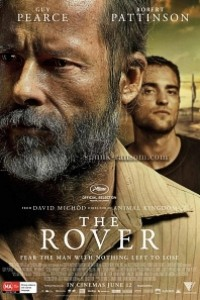 Caratula, cartel, poster o portada de El cazador (The Rover)
