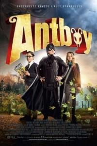 Caratula, cartel, poster o portada de Antboy, el pequeño gran superhéroe