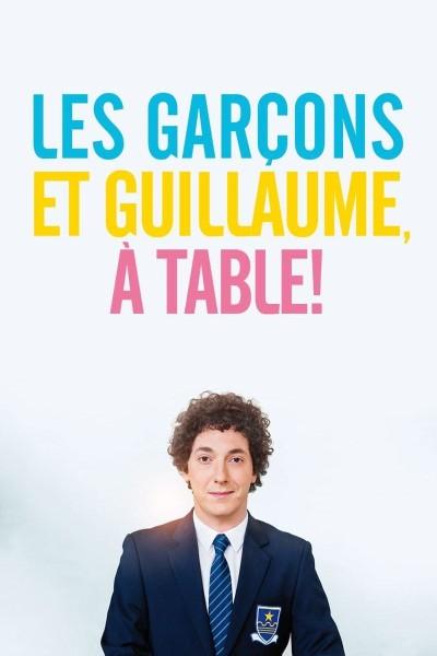 Caratula, cartel, poster o portada de Guillaume y los chicos, ¡a la mesa!