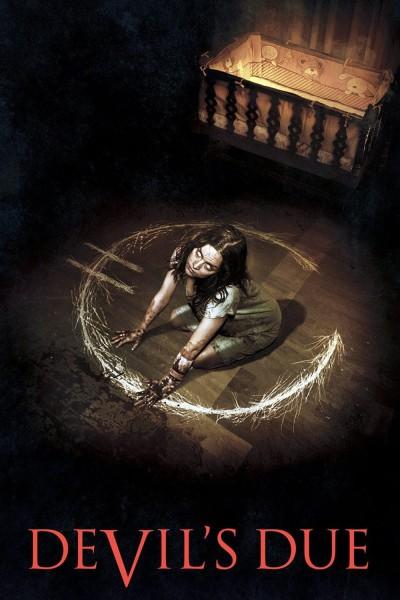 Caratula, cartel, poster o portada de El heredero del diablo