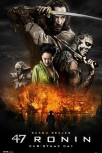 Caratula, cartel, poster o portada de La leyenda del samurái (47 Ronin)