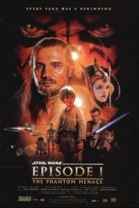Caratula, cartel, poster o portada de La guerra de las galaxias. Episodio I: La amenaza fantasma