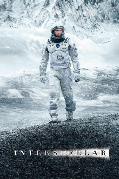 Caratula, cartel, poster o portada de Interstellar