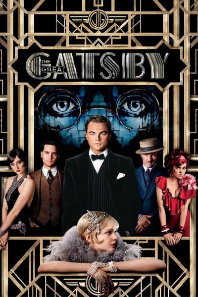 Caratula, cartel, poster o portada de El gran Gatsby