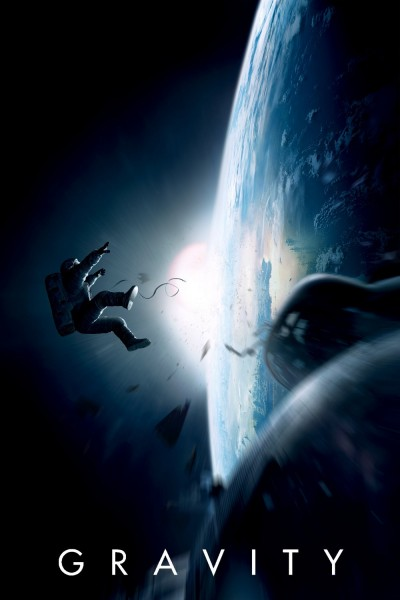 Caratula, cartel, poster o portada de Gravity