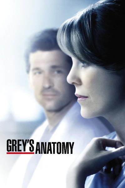 Caratula, cartel, poster o portada de Anatomía de Grey