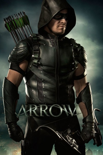 Caratula, cartel, poster o portada de Arrow