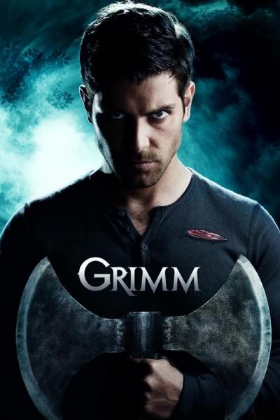 Caratula, cartel, poster o portada de Grimm