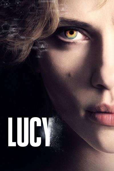 Caratula, cartel, poster o portada de Lucy