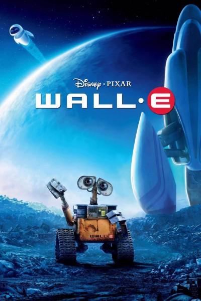 Caratula, cartel, poster o portada de WALL•E