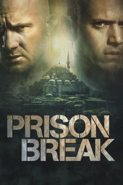 Caratula, cartel, poster o portada de Prison Break
