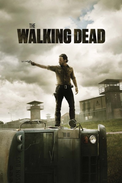 Caratula, cartel, poster o portada de The Walking Dead