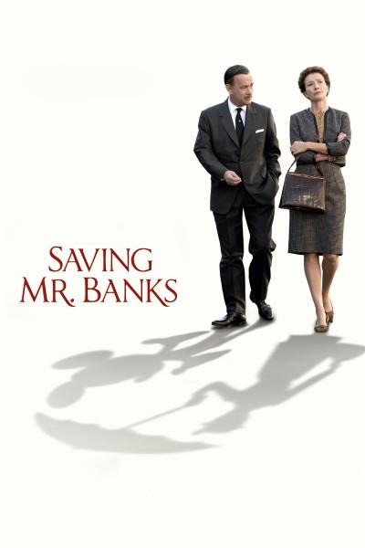 Caratula, cartel, poster o portada de Al encuentro de Mr. Banks
