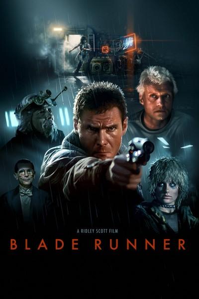 Caratula, cartel, poster o portada de Blade Runner