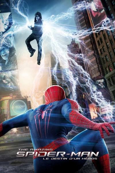 Caratula, cartel, poster o portada de The Amazing Spider-Man 2: El poder de Electro