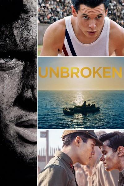 Caratula, cartel, poster o portada de Invencible (Unbroken)