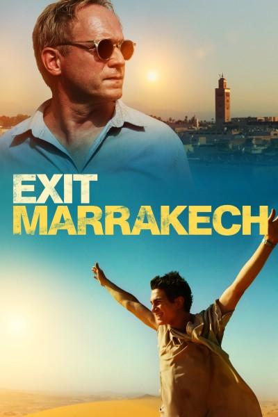 Caratula, cartel, poster o portada de Destino Marrakech