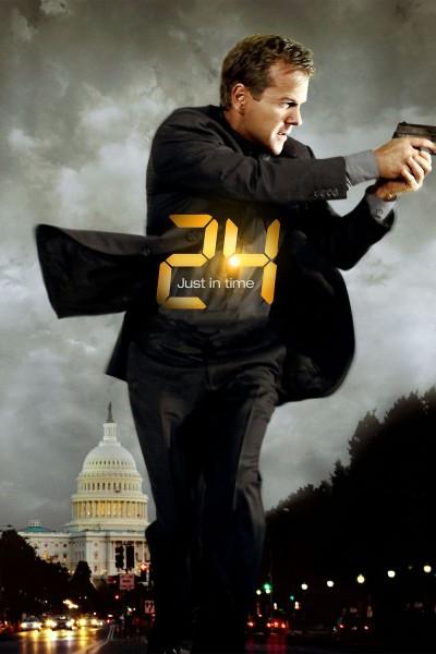 Caratula, cartel, poster o portada de 24