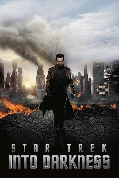 Caratula, cartel, poster o portada de Star Trek: En la oscuridad