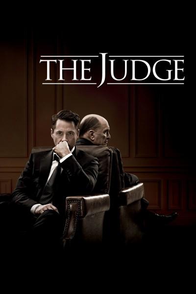 Caratula, cartel, poster o portada de El juez