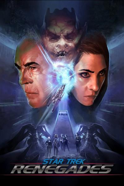 Caratula, cartel, poster o portada de Star Trek: Renegades