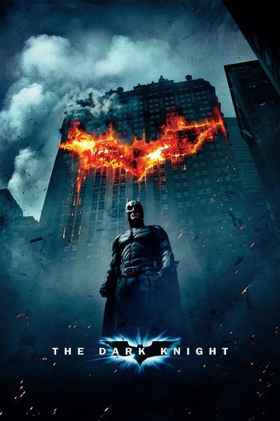 Caratula, cartel, poster o portada de El caballero oscuro