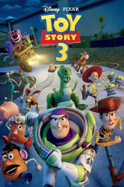 Caratula, cartel, poster o portada de Toy Story 3