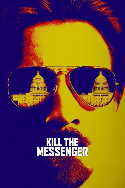 Caratula, cartel, poster o portada de Matar al mensajero