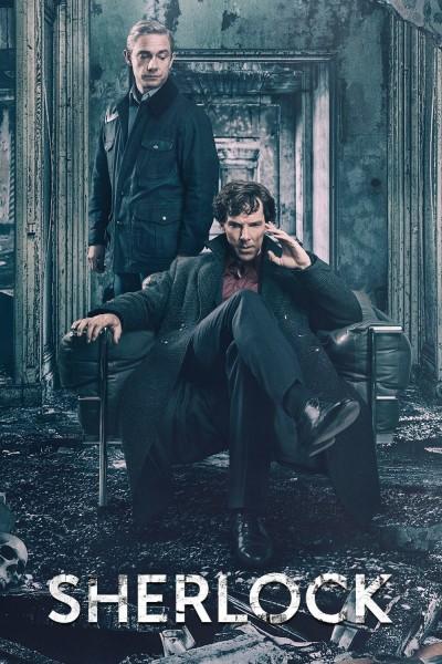 Caratula, cartel, poster o portada de Sherlock