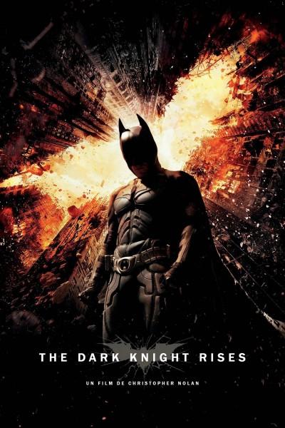 Caratula, cartel, poster o portada de El caballero oscuro: La leyenda renace