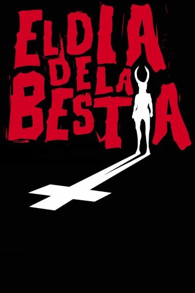 Caratula, cartel, poster o portada de El día de la bestia