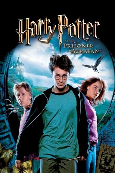Caratula, cartel, poster o portada de Harry Potter y el prisionero de Azkaban