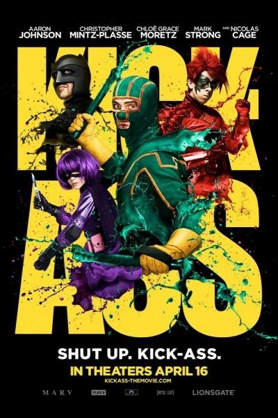 Caratula, cartel, poster o portada de Kick-Ass: Listo para machacar
