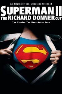 Caratula, cartel, poster o portada de Superman II: El montaje de Richard Donner