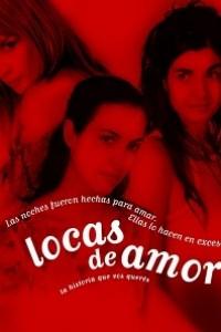 Caratula, cartel, poster o portada de Locas de amor
