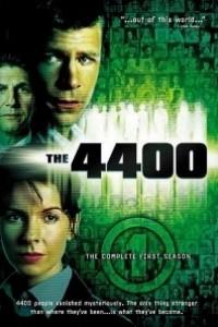 Caratula, cartel, poster o portada de Los 4400