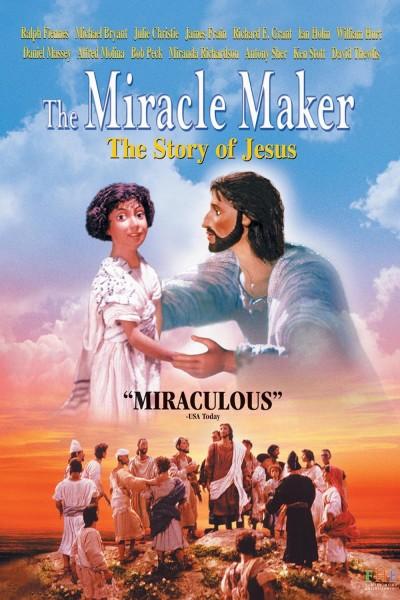 Caratula, cartel, poster o portada de El hombre que hacía milagros