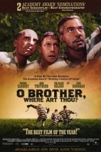 Caratula, cartel, poster o portada de O Brother!
